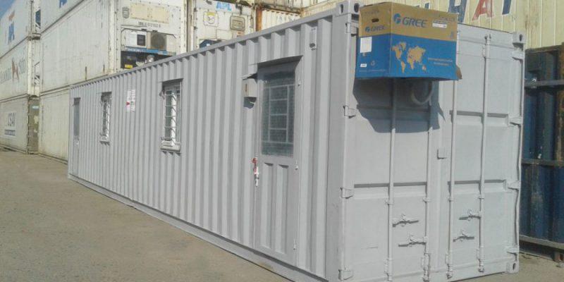 Dịch vụ cho thuê container văn phòng tại Bắc Ninh, Bắc Giang